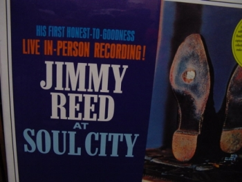 """Jimmy Reed, At Soul City - 180 Gram Limited Edition"" - Product Image"