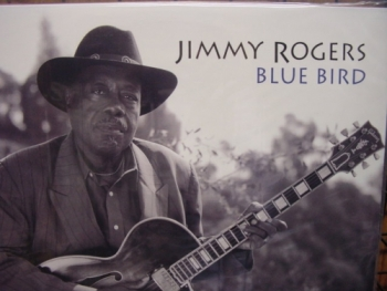 """Jimmy Rogers, Blue Bird - 180 Gram- Numbered"" - Product Image"