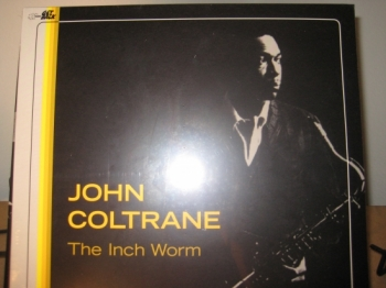 """John Coltrane, The Inch Worm"" - Product Image"