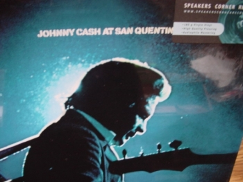 """Johnny Cash, At San Quentin - 180 Gram"" - Product Image"