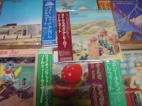 """Little Feat - Set of Seven Titles - Original 1st Edition Japanese Pressings of  Mini LP Replicas in a CD"" - Product Image"