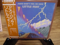 """Little Feat, Feats Don't Fail Me Now - 1st Edition Pressing Mini LP OBI Replica - Limited Edition"" - Product Image"