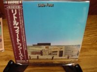 """""""Little Feat, Little Feat ST - Original 1st Edition Pressing - Japanese OBI Mini LP Replica In A CD"""" - Product Image"""