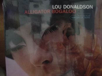 """Lou Donaldson, Alligator Bogaloo"" - Product Image"