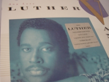 """Luther Vandross, Any Love"" - Product Image"