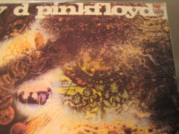 """Pink Floyd, A Saucerful Of Secrets - Limited Edition Vinyl Stereo Pressing"" - Product Image"