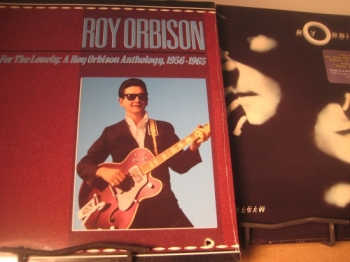 """Roy Orbison, For The Lonely and Mystery Girl - 2 LP Setl"" - Product Image"