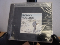 """Sonny Rollins, Way Out West - Factory Sealed MFSL Aluminum CD"" - Product Image"