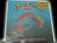 """Steve Miller HIts '74-'78 DCC Sealed LP Low #d 28"" - Product Image"
