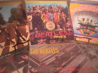 """""""THE BEATLES, Rare MFSL ORIGINAL SEALED 12 LP SET - CONTACT FOR SHIPPING QUOTE"""" - Product Image"""