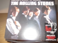 """""""The ROLLING STONES, HIT MAKERS - RARE INAUGURAL SEALED SACD"""" - Product Image"""