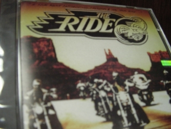 "The Ride, Original Soundtrack"" - Product Image"