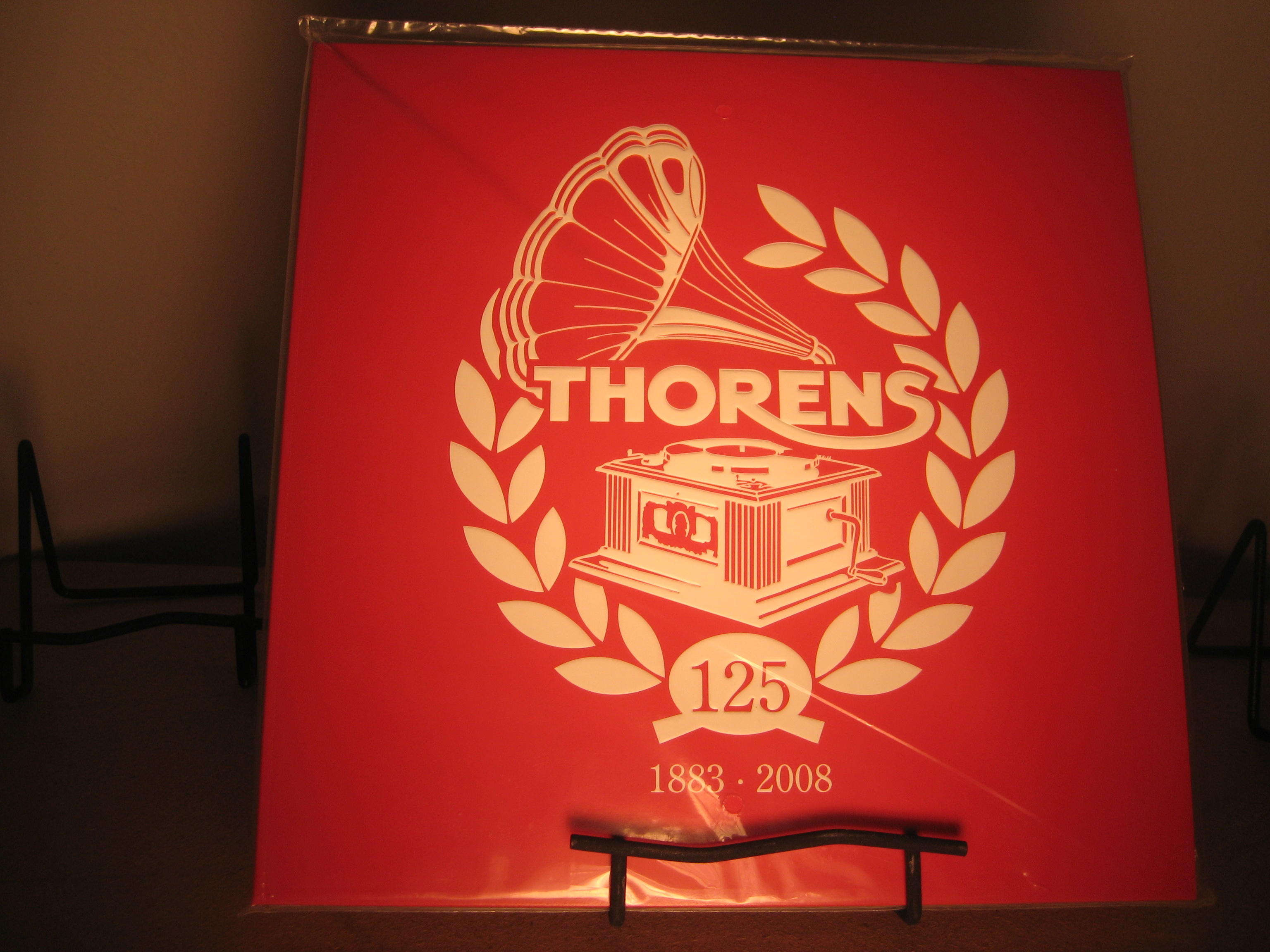 """Thorens, 125th Anniversary - 180 Gram 3 LP Set"" - Product Image"