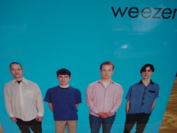 """Weezer, Blue Album - CURRENTLY SOLD OUT"" - Product Image"