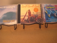 """""""Wipe Out - Jon & the Nightriders, Fiberglass Jungle and Surf, Sand & Fun - 3 CD Set"""" - Product Image"""